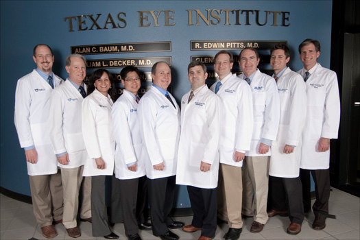 Texas Eye Institue Doctors